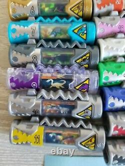 Lot of 23 Dino Chargers US Version Power Rangers Charge for Morphers Cosplay B