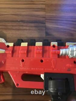 Lot of 3 Dino Charge Morphers Sword Saber Red Gun Charge MMPR Cosplay Toys