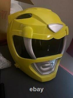 MMPR Power Rangers CosPlay Collectible Helmet