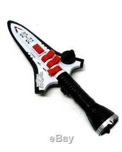 MMPR Power Rangers RPM Cloud Hatchet toy weapon with sound cosplay RARE