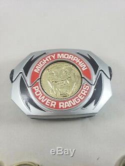 Mighty Morphin Power Ranger Morpher 1991 Bandai MMPR Toy Sound Cosplay Original