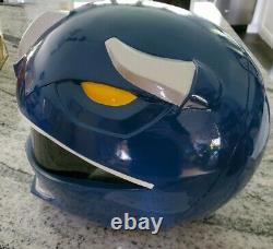 Mighty Morphin Power Rangers Blue Ranger Cosplay Helmet