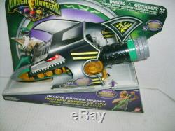 Mighty Morphin Power Rangers DELUXE DRAGON DAGGER Green Ranger MMPR Cosplay