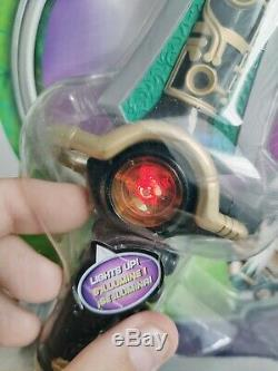 Mighty Morphin Power Rangers Green DRAGON DAGGER 2010 Cosplay Halloween with ERROR