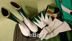 Mighty Morphin Power Rangers Green Ranger Cosplay