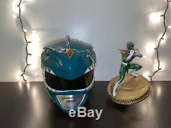 Mighty Morphin Power Rangers Green Ranger Helmet Cosplay Aniki & PCS Statue MMPR
