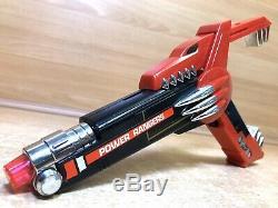 Mighty Morphin Power Rangers Gun Sword Blade Blaster cosplay toy Bandai 1991