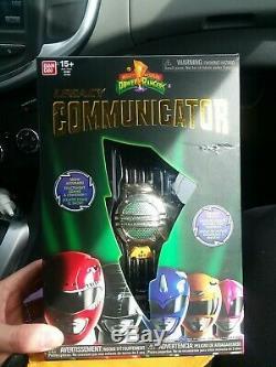 Mighty Morphin Power Rangers Legacy Communicator Open Works Customizable Cosplay