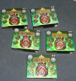 Mighty Morphin Power Rangers Legacy Morphers MIB