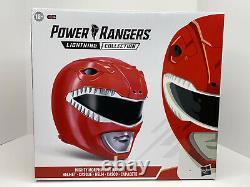 Mighty Morphin Power Rangers Legacy Red Ranger Helmet 11 Bandai Cosplay