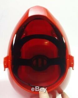 Mighty Morphin Power Rangers Legacy Red Ranger Helmet 11 Full Scale Cosplay