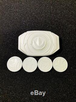 Mighty Morphin Power Rangers Morpher with 5 insert coins DIY Resin kit Cosplay