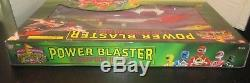 Mighty Morphin Power Rangers Power Blaster 5 Weapons With Box BANDAI #2255 COSPLAY