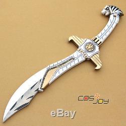 Mighty Morphin Power Rangers Saba Sword Replica PVC Cosplay Prop