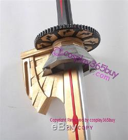 Mighty Morphin Power Rangers Samurai Sentai Shinken Spin Sword cosplay prop