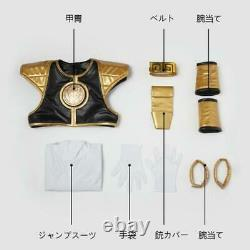 Mighty Morphine Power Rangers Thomas Tommy Oliver White Ranger Cosplay Costume H