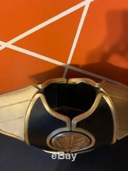 Mmpr White Power Ranger Cosplay Shield