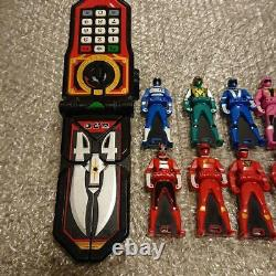 Mobiles Gokaiger Ranger Key Collection Toys Boys Goods Cosplay Power Rangers