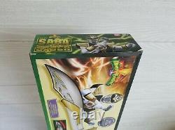 NEW Bandai Power Rangers Legacy White Ranger Saba Sword Sealed Cosplay MMPR