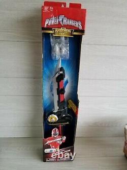 NEW Power Rangers 26 Samurai Deluxe Mega Blade Sword Bandai MMPR Cosplay