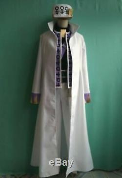 New JoJo's Bizarre Adventure Part 4 Jotaro Kujo Set Unisex Cosplay Costumes