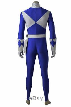 New Tricera Ranger Cosplay Costume Power Zyuranger Dan Halloween suit