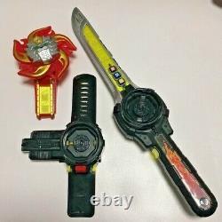 Ninja Ninja Ichiban Sword Gamagama Gun Game Changer Weapon Power Rangers Cosplay