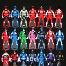 POWER RANGERS GOKAIGER DX Mobirates Morpher Ranger Key 25p BANDAI Sentai Cosplay