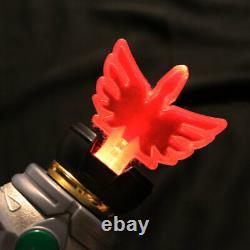 POWER RANGERS MAGIRANGER Mystic Force DX Magi Stick Rod Morpher BANDAI Cosplay