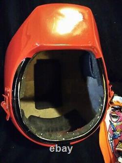 POWER RANGERS SENTAI DYNAMAN RED RANGER Prop Helmet cosplay BEST QUALITY