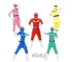 Party Ranger Wing 5-person set Cosplay Power Rangers