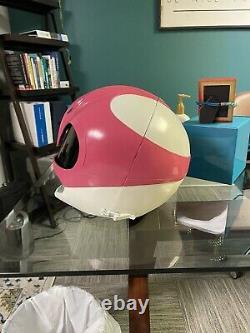 Pink Power Ranger Helmet Prop