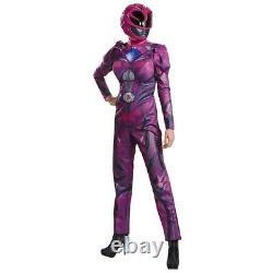 Pink Ranger Power Rangers Adult Women's Costumes, Costumes Cosplay PINK RANGR 20