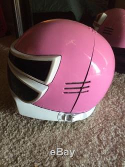 Pink Samurai Power Ranger Shinkenger Cosplay Costume