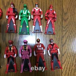 Pirate Squadron Gokaiger Gokai Cellular Power Rangers Cosplay Goods Toys