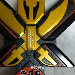 Pirate Squadron Super Sentai Gokaiger Power Ranger Legend Mobiles Cosplay Toy