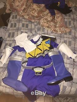 Dino Thunder White Ranger Costume For Sale David Simchi Levi