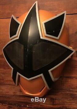 Power Ranger Super Samurai Ranger Mask Costume Accessory Cosplay (bandai, 2011)