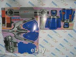 Power Ranger Wild Force Gao King Paper Robot & Masked Rider Agito Cosplay Set