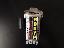 Power Rangers 1997 Turbo Morpher and Key Complete Working Excellent Cosplay
