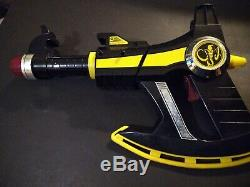 Power Rangers Axe Mmpr Mighty Morphin rangers Cosplay Roleplay Weapon Black 1994