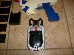 Power Rangers Beetleborgs Data Bonder Morpher Figure & Lazer Blaster Cosplay