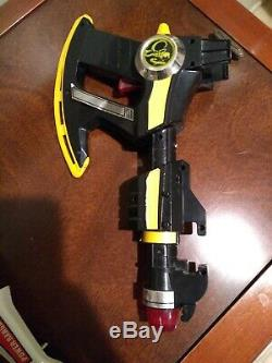 Power Rangers Bow and Axe toy set Bandai 1994 MMPR cosplay