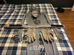 Power Rangers Cosplay Putty Golem Costume Homemade With Morph Suit
