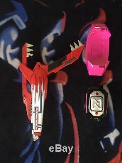 Power Rangers Cosplay and Power Rangers Legacy Accessory Lot