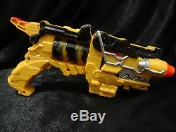 Power Rangers Deluxe Dino Charge Morpher Cosplay Gun Works
