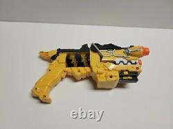 Power Rangers Dino Charge Deluxe Morpher Cosplay Toy Blaster Gun