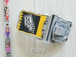 Power Rangers Dino Charge Dino Com with 10 Chargers for Morpher Cosplay Action