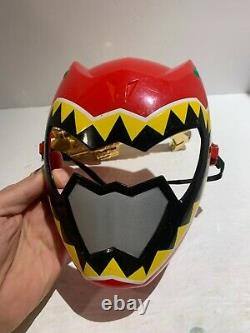 Power Rangers Dino Charge Mask Cosplay & Gold Blaster with no sound And Saber