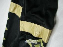 Power Rangers Dino Thunder 2003 Costume Cosplay ABARANGER BLACK for Kids 110cm